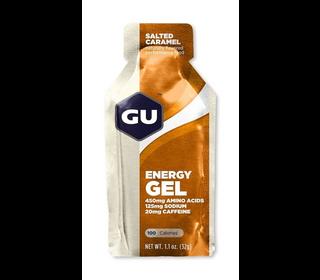GU Energy Gel 32g Salted Caramel