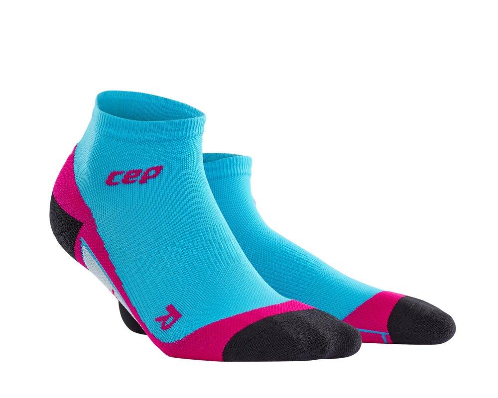 CEP Kotníkové ponožky dámske havajská růžová  6ee997f05b