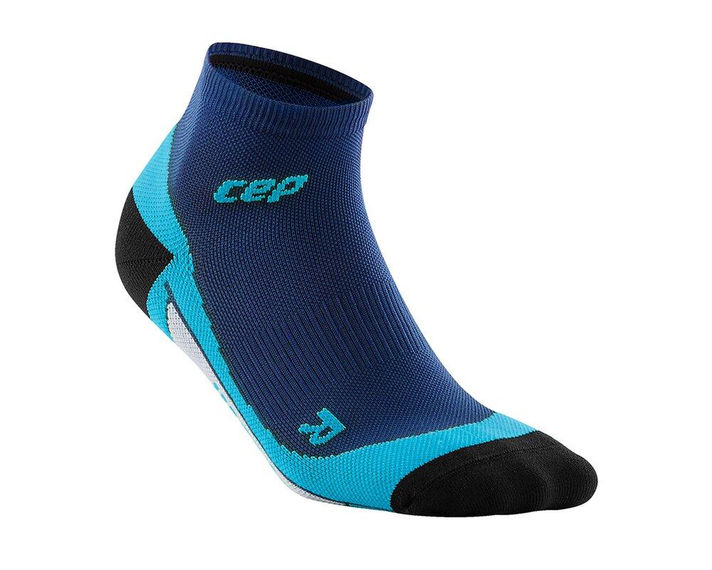 CEP Kotníkové ponožky pánské oceánová havajská  ac44f0de2f