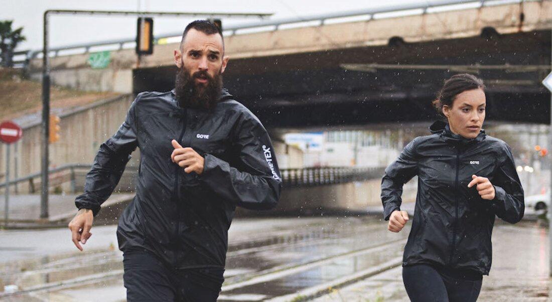 Jak vybrat běžeckou bundu