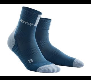 Běžecké ponožky CEP Short Sock 3.0 men blue