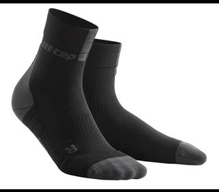 Běžecké ponožky CEP Short Sock 3.0 men black