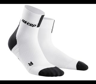 Běžecké ponožky CEP Short Sock 3.0 women white